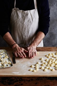 How to make pasta, Pugliese-style: A traditional pasta recipe from Luca Lorusso and Vivienne Polak's new book on the food of Puglia, Italy's undiscovered coast.