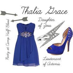 """""""Thalia"""" by ellalea on Polyvore"""