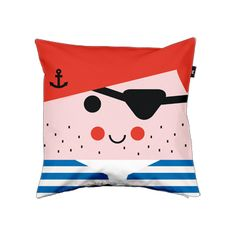 "Pillow cover ""Pirat"""