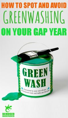 Greenwashing is a huge problem in the travel industry, here is how to spot and avoid it when you travel.