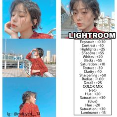 I like this photo because it shows exactly how the edits were made step by step Photography Filters, Photography Editing, Flash Photography, Inspiring Photography, Photography Tutorials, Beauty Photography, Creative Photography, Digital Photography, Portrait Photography