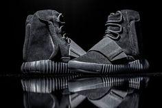 adidas Originals Yeezy Boost 750 Black