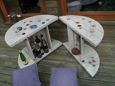 Photos : Meubles originaux et objets détournés - Interieur cameleon à HOGNE,
