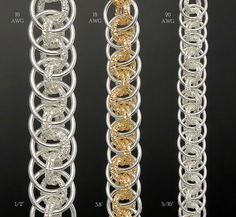 Viper Basket : Chainmaille Jumprings Kits Tutorials and more, chainmaille jumprings and more