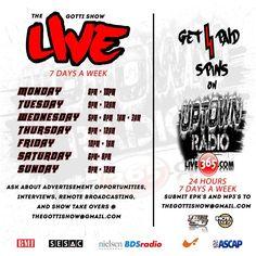 UpTown Radio #BDS #24/7 #WorldWide http://www.live365.com/stations/ogshaungotti