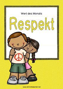 Wert des Monats: Respekt