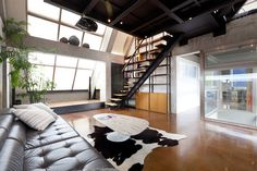 Award-Winning Modern Loft Jongno-gu, Seoul, South Korea - Get $25 credit with Airbnb if you sign up with this link http://www.airbnb.com/c/groberts22