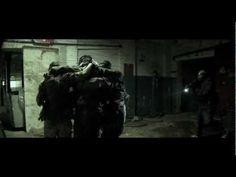 Paintball Abandoned Warehouse Military Simulation