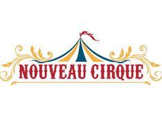 Nouveau Cirque Logo on Behance