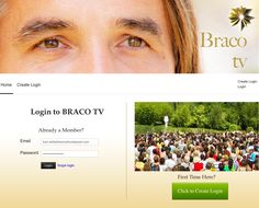Braco-TV live streaming instructions... so simple and so important. Braco-tv.com