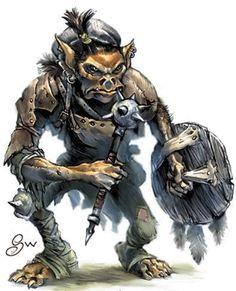 Goblin, 3rd Edition D&D