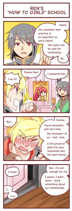 "Ren's ""How to Girls"" School"