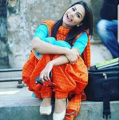 @manidrehar❤ Punjabi Salwar Suits, Designer Punjabi Suits, Punjabi Dress, Patiala, Punjabi Suit Simple, Chudidhar Designs, Patiyala Dress, Satin Underwear, Trendy Suits