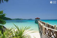 Рай на земле - Перхентианские острова - Путешествуем вместе