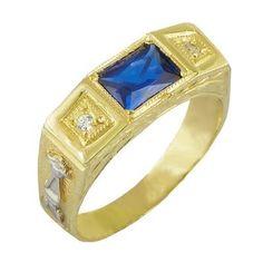 9 melhores imagens de Anel de formatura   Anéis de ouro, Anéis ... a341569625