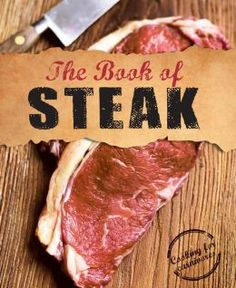 The book of steak pdf cookbooks pinterest steak mouth watering review of our love food cookbook the book of steak by forumfinder Gallery