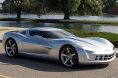 Stingray Corvette Concept (the only corvette I like)