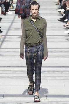 Spring/Summer 2017 Louis Vuitton Spring/Summer 2017 Menswear Collection