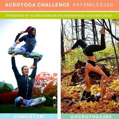People have started to join the #AYSmiles360 challenge and we're really excited!! Details below.  Start date is March 1st 2016 and will last for 5 days.  Grab a friend to be your partner for this challenge.  There will be three winners. The categories are: Most Creative Beginner Advanced  Each winning team will receive:  One pair of @Lineagewear leggings  One small sugar scrub and one regular salt soak from @ScrubInspired  One full size box of juicy bamboo wipes from @KaiaNaturals  Two…