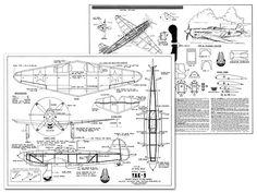 Yak-9 - plan thumbnail
