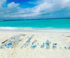 What Trash Washed Up on Remote Island 300 Miles From Maldives Tell Us About Our Plastic Habit.