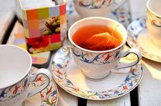 Réutiliser les sachets de thé utilisés
