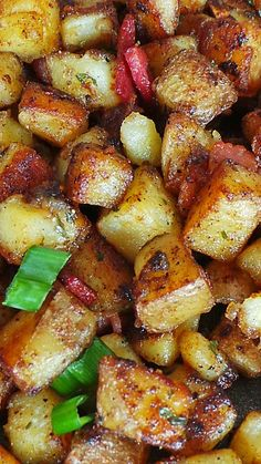 Breakfast Potatoes Bangin' Breakfast Potatoes I made these but added a few more slices of bacon.Bangin' Breakfast Potatoes I made these but added a few more slices of bacon. Breakfast Desayunos, Breakfast Dishes, Breakfast Potatoes Easy, Healy Breakfast, Breakfast Potato Recipes, Quick Breakfast Ideas, Children Breakfast, Avacado Breakfast, Brunch Ideas For A Crowd