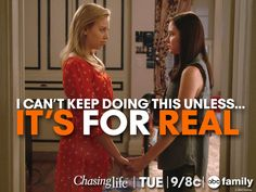 """I can't keep doing this unless...it's for real"" Who ships Grenna? We do! 