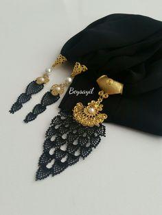 Crochet Doilies, Refashion, Needlework, Easy Diy, Brooch, Embroidery, Model, Handmade, Jewelry