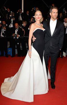 Stunning! Blake Lively and Ryan Reynolds