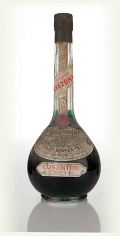 Cusenier Freezomint Crème De Menthe - 1970s (70cl)
