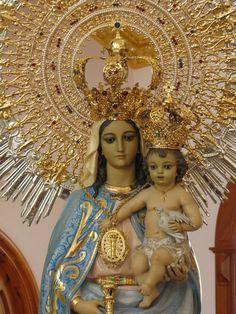 Virgen del Pilar, Zaragoza.