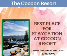 Enjoy Delicious Food 😋 At Your Favorite Hill Station #Nainital Feel Moments At #TheCocoonResort With Your Loved Ones❣️❣️ . . #foodathilltop #hillstation #hillview #cocoonresort #bestresort #nainital #pangot #bridwatching #naturelovers #uttrakhand_dairies #uttrakhandtourism #tourism #cocoonresortinnainital #nainital Nainital, Hill Station, Camps, Staycation, Resorts, Delicious Food, First Love, Tourism, In This Moment