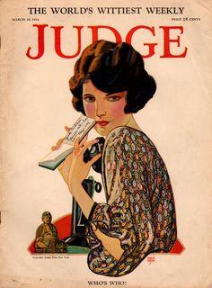Judge Magazine, Who's Who! (March 29 ...