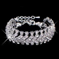 Charming Bride Bracelet