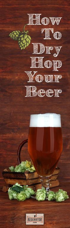 How to Dry Hop Your Beer Brewing Recipes, Homebrew Recipes, Beer Recipes, Coffee Recipes, Home Brewery, Home Brewing Beer, More Beer, All Beer, Wine And Liquor