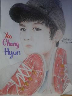 Ricky/ Yoo Chang Hyun <3 Fanart!!