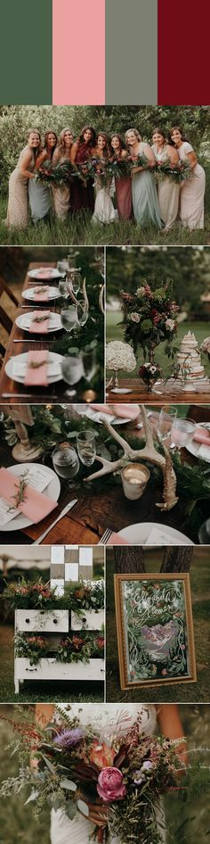 As soon as Pantone announced 2017's Color of the Year as Greenery, we knew we were in for a beautiful year of wedding design!