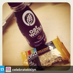 #Repost from @celebratebklyn after an exciting opening week with us and @kindsnacks!