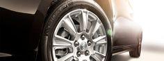 Sunlight bouncing off an #alloy wheel. #Buick #DetailsDetails