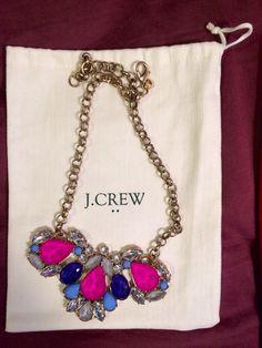 J'Adore J.Crew Jewelry