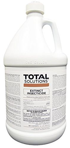Extinct Residual Insecticide for Indoor  Outdoor  4 Gallon case -- Click image to review more details.