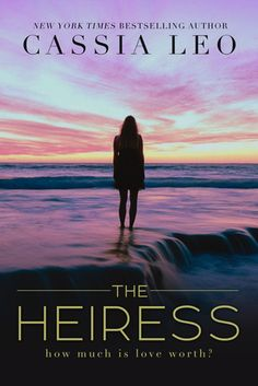 Today we're sharing the release of THE HEIRESS by Cassia Leo – check it out and grab your copy today! Title: THE HEIRESS Author: Cassia Leo Genre: Romantic Suspense Release Day: Septem… Billionaire Books, Book Nooks, I Love Books, Romance Novels, Bestselling Author, Book Lovers, Leo, 2017 Books, Housekeeper