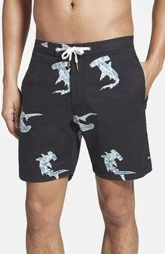 Barney Cools 'Classic 17' Swim Trunks