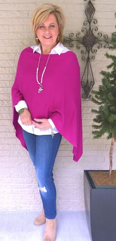 50 IS NOT OLD | HOT PINK CROP WRAP