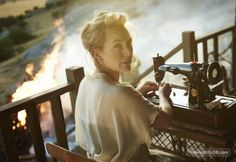 The Dressmaker  - Publicity still of Kate Winslet