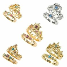 Disney ring sets