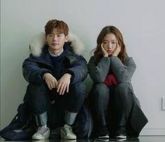 Park Shin Hye and Lee Jong Seok #PINOCCHIO