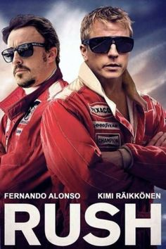 Kimi ja Fernando, nykypäivän taistelupari.