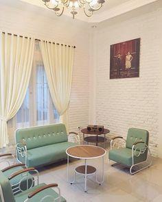 27 Desain Ruang Tamu Minimalis Bergaya Klasik Vintage | Dekor Rumah